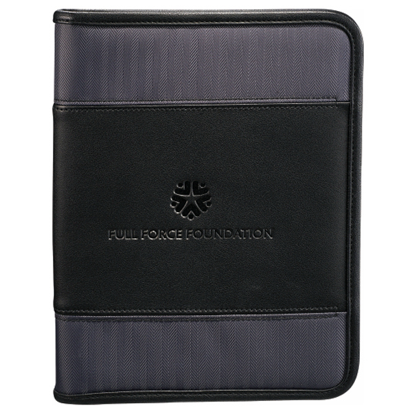Promotional Cutter & Buck (R) Pacific Series Refillable Notebook