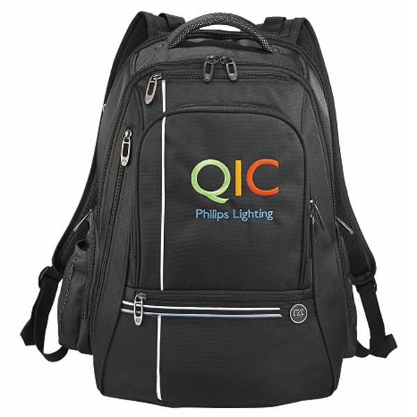 Promotional Cutter & Buck (R) Tour Checkpoint-Friendly Backpack