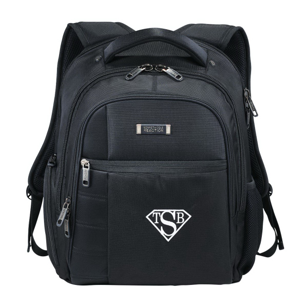 Customized Kenneth Cole (R) Tech Compu-Backpack