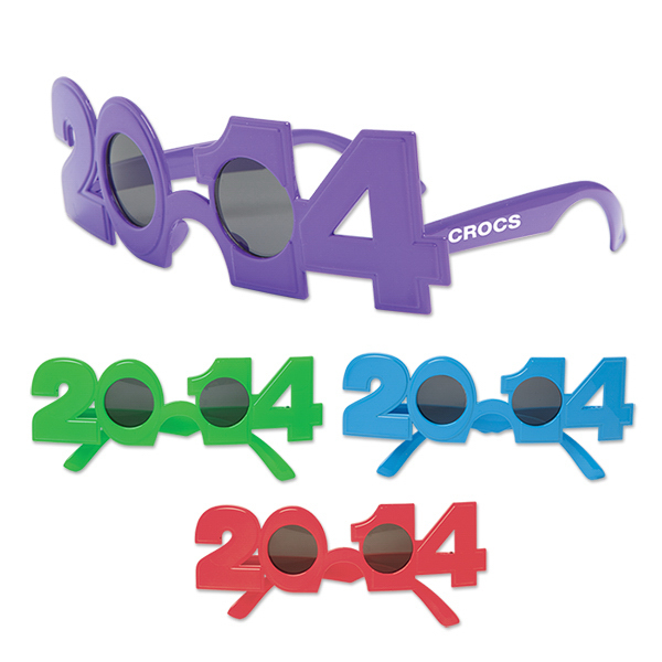 Promotional 2014 Glasses Assortment