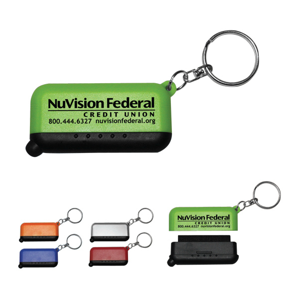 Personalized TechTip Stylus/ Keychain Combo