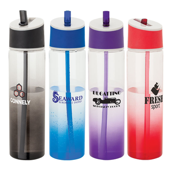 Imprinted 22 oz. Tritan(TM) Water Bottle