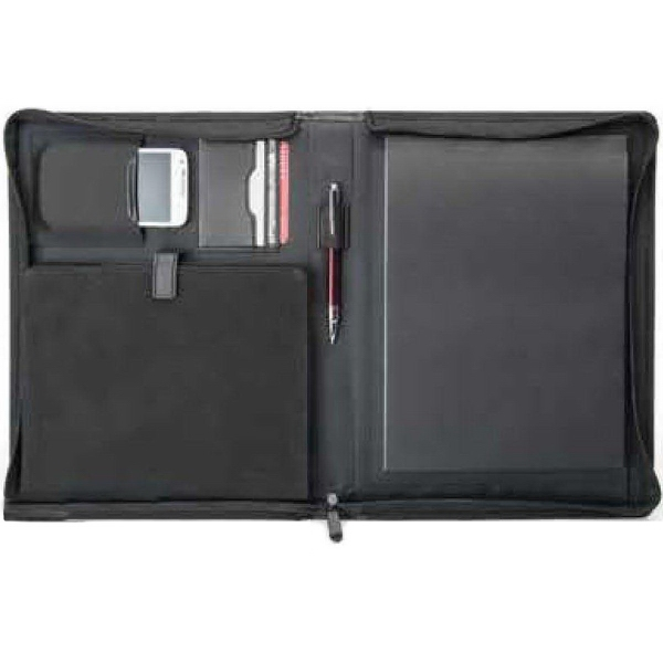 Custom Manchester Portfolio with iPad Case