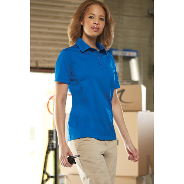 Promotional Extreme EPerformance (TM) Shift Ladies' Snag Protection Polo