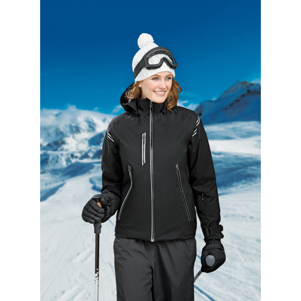 Custom Ladies' North End Sport (R) Seam-Sealed Insulated Jacket