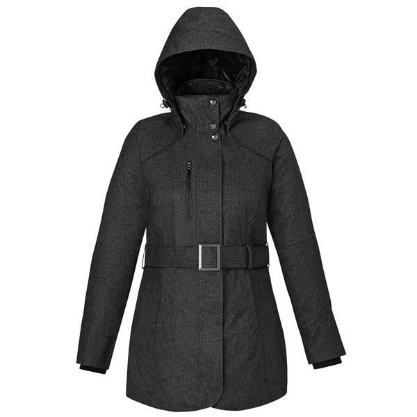 Customized Women's Insulated Jacket with Heat Reflect Technology