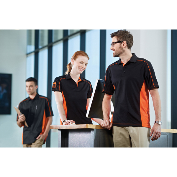 Custom Extreme EPerformance (TM) Men's Tall Fuse Polo
