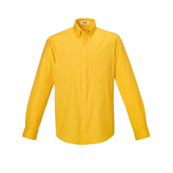 Personalized Core365 (TM) by North End (R) Men's Long Sleeve Twill Shirt