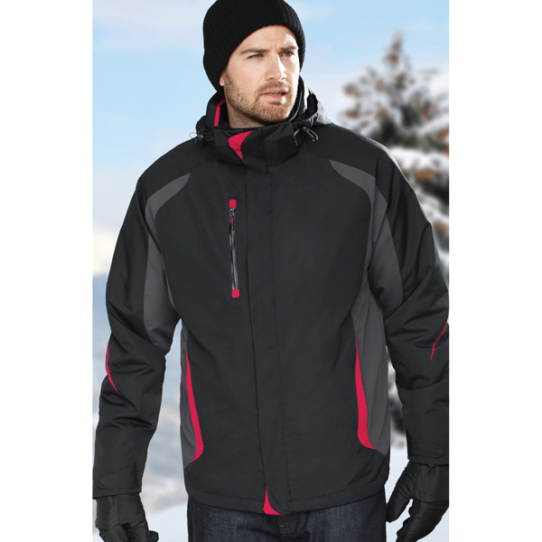 Customized Men's North End  (R) 3-In-1 Jacket with Insulated Liner