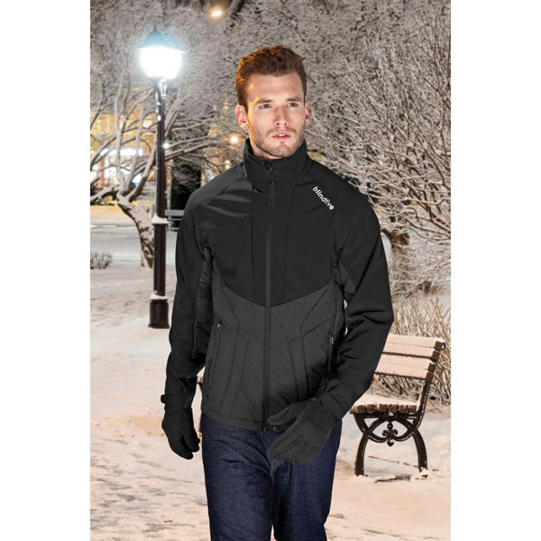 Personalized Men's North End Sport (R) Insulated Soft Shell Jacket