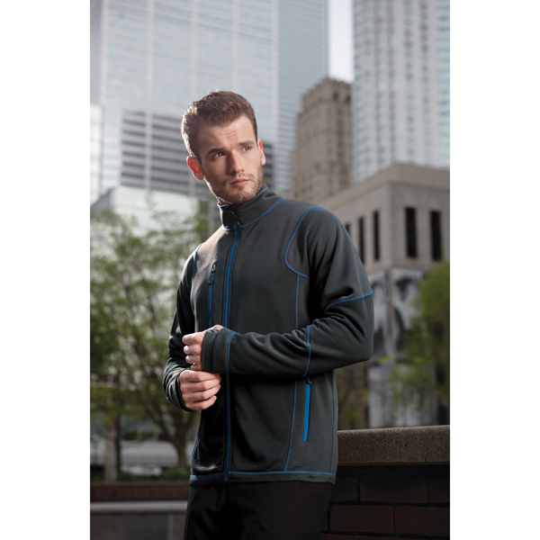 Promotional North End Sport (R) Men's Bonded Fleece Jacket with Print