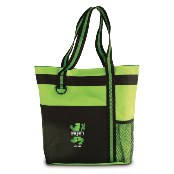 Imprinted The Classic Tote