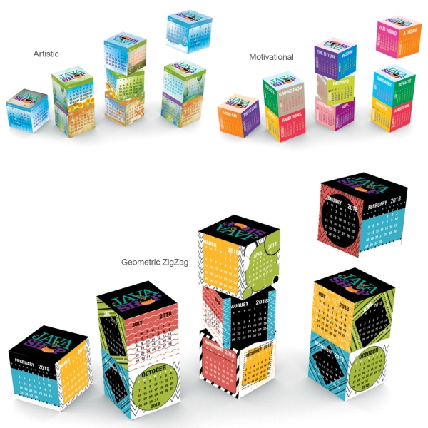 Promotional Touchpoint Magnetic Cube