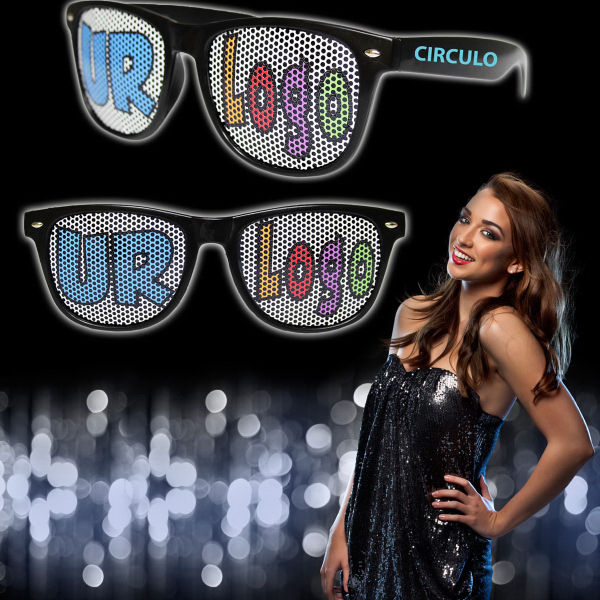 Personalized Custom Billboard Sunglasses
