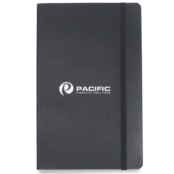 Printed Moleskine Soft Cover Ruled Large Notebook