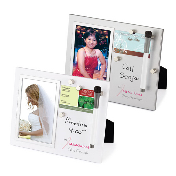 "Customized Amelia 4"" x 6"" Photo Frame Combo"
