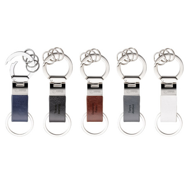 Personalized Fabrizio Key Ring