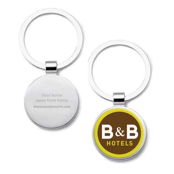 Promotional Julia Key Ring