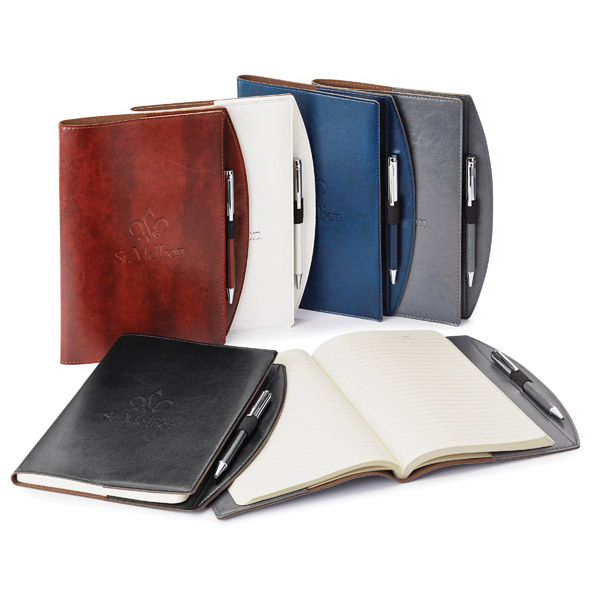 Customized Fabrizio Refillable Journal Combo