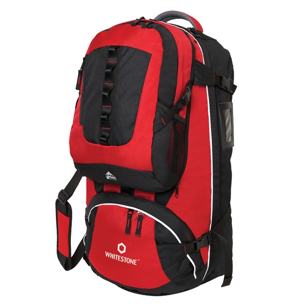 Printed Urban Peak Trekker Backpack (45+10L)