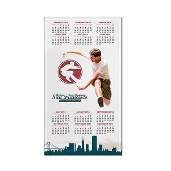 Promotional Magnet - 4.75x8.5 Square Corners - 20 mil