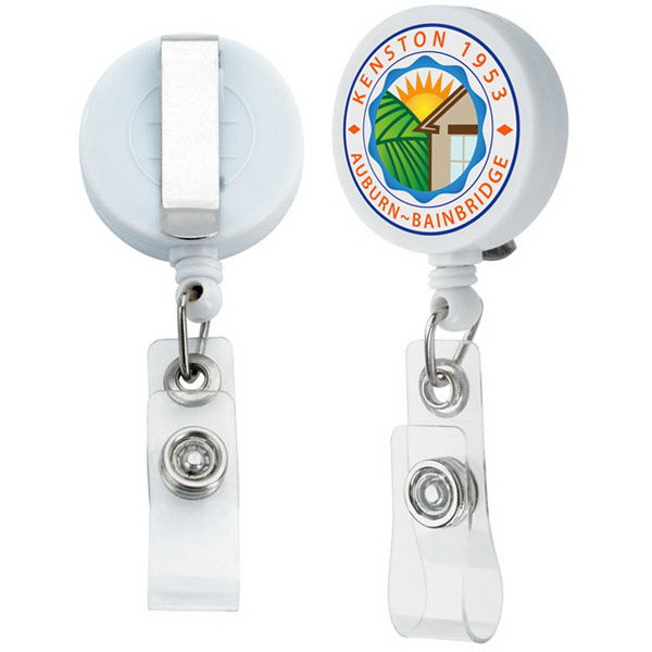 Personalized Unlimited Badge Holder