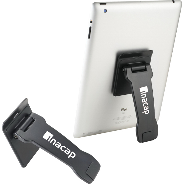 Imprinted Gadget Tablet Handle and Stand