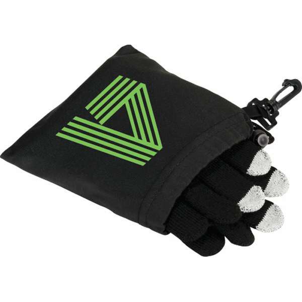 Personalized Touch screen Gloves - Regular