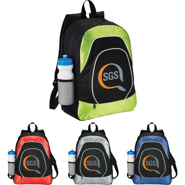 Custom The Branson Tablet Backpack