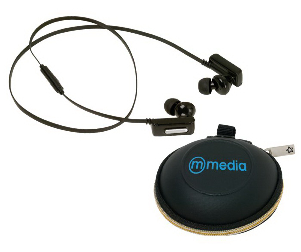 Imprinted Oracle Bluetooth (R) Ear Buds