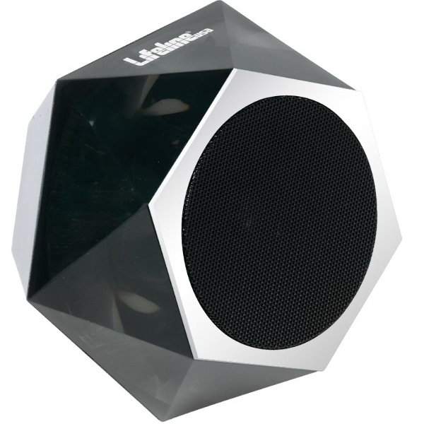 Customized Rhombic Bluetooth (TM) Speaker