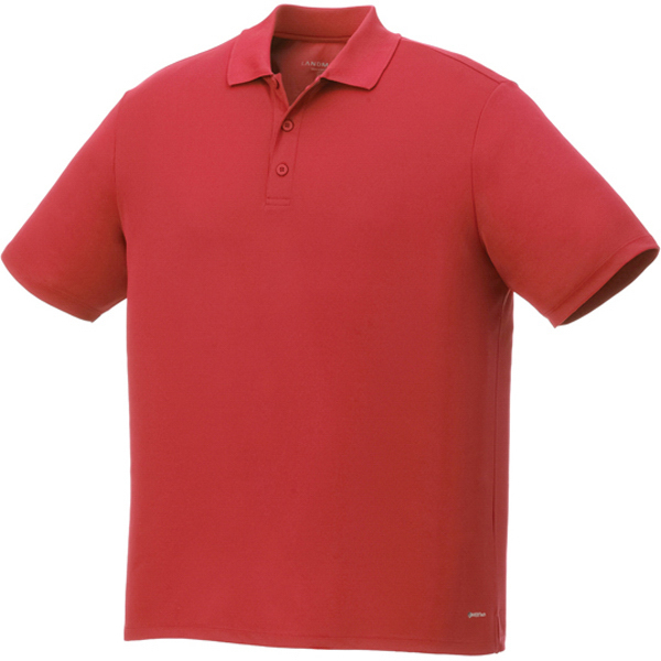 Customized Edge Men's Short Sleeve Polo