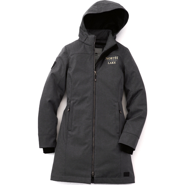 Custom Women's Northlake Insulated Softshell Jacket