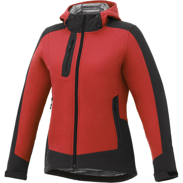 Personalized Women's kangari softshell jacket