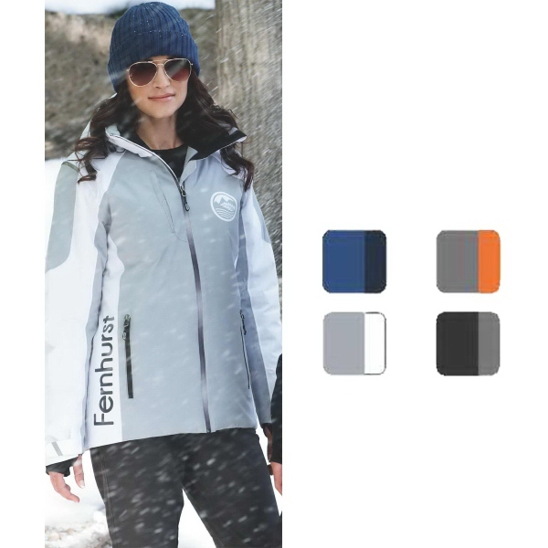 Custom Women's ozark insulated jacket
