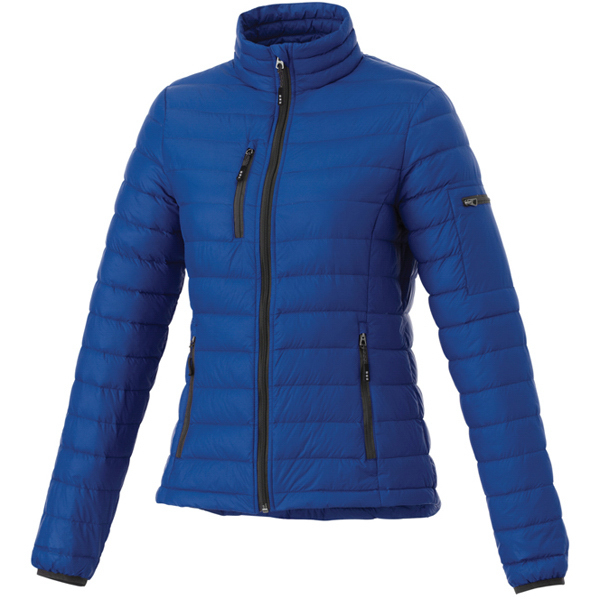 Imprinted Women's whistler light down jacket