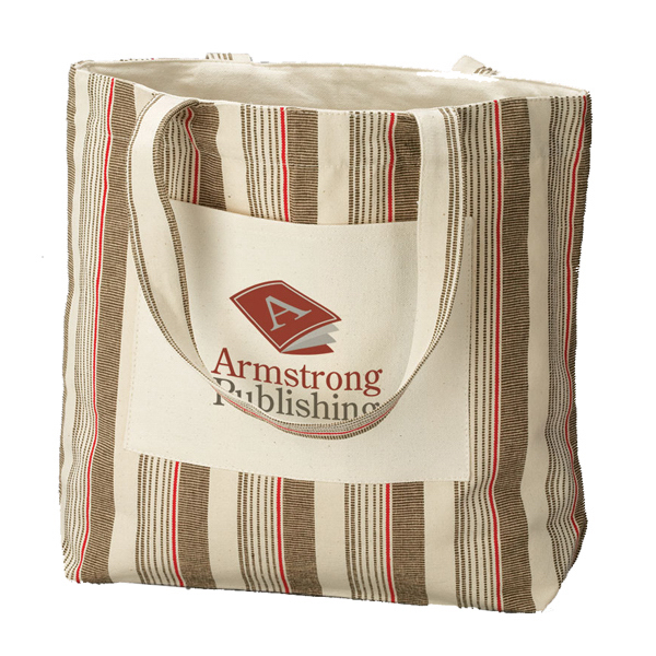 Personalized Natural Tote Bag