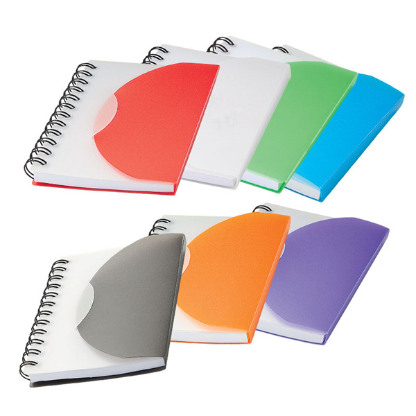 Promotional Spiral Mini Notebook