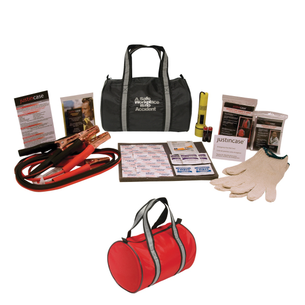 Imprinted Stay Safe Automotive Kit