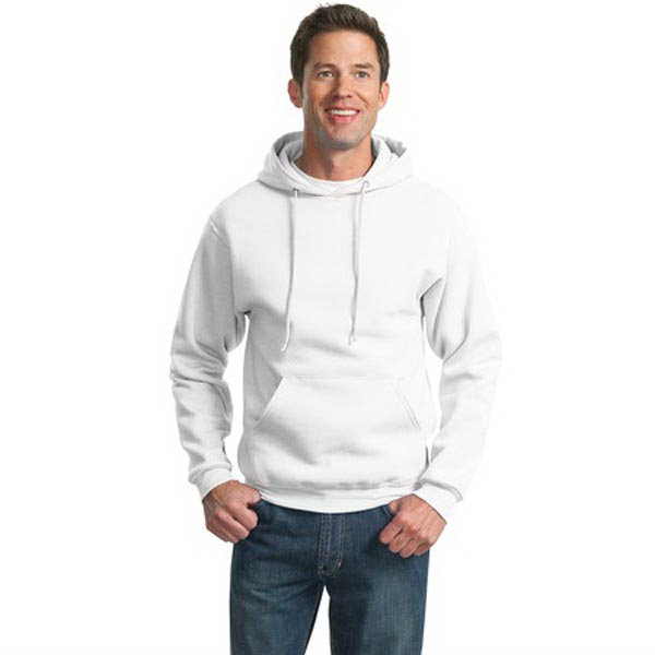 Promotional Jerzees® Super Sweats® pullover hooded sweatshirt