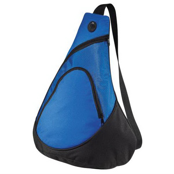 Promotional Port & Company® honeycomb sling pack