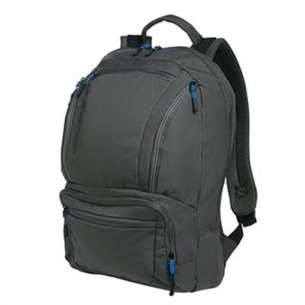 Custom Port Authority® cyber backpack