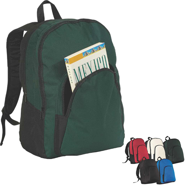Custom Port & Company® value backpack