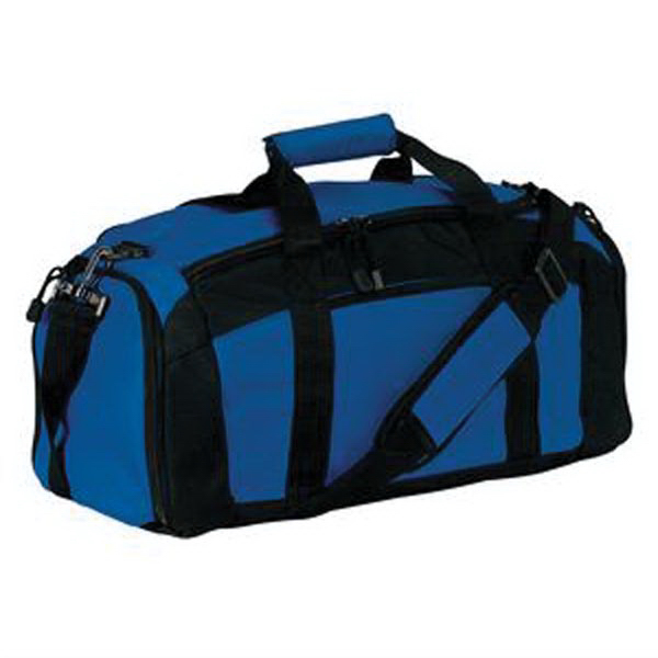 Personalized Port & Company® gym bag