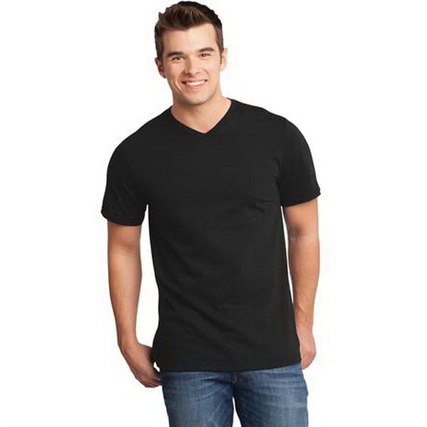 Promotional District (R) Young Men's Very Important Tee (TM) V-Neck