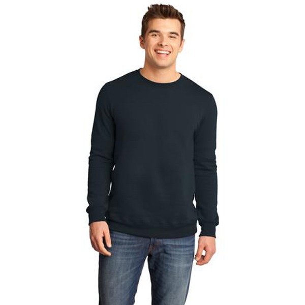 Personalized District (R) Young Men's Concert Fleece (TM) Crew