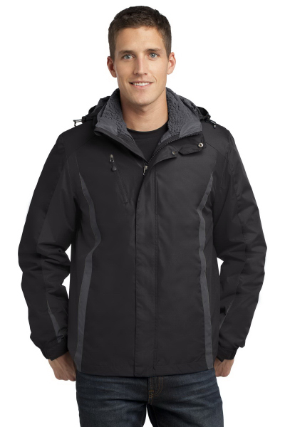 Personalized Port Authority® Colorblock 3-in-1 Jacket