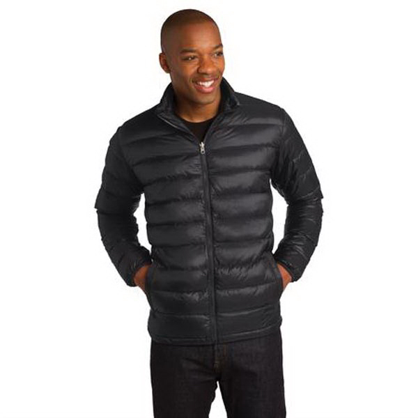 Imprinted Port Authority (R) Down Jacket