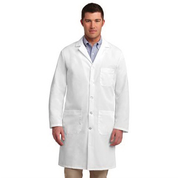 Custom Red Kap® lab coat