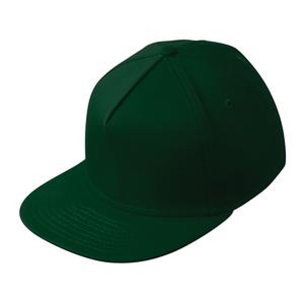 Imprinted New Era® Flat Bill Stretch Cap